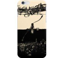 A Tale of Infinite Cities (Landscape) iPhone Case/Skin