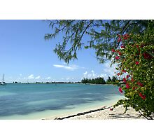 Another Awesome Anegada Beach Photographic Print