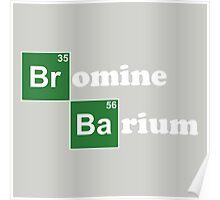 Breaking Chemistry Poster