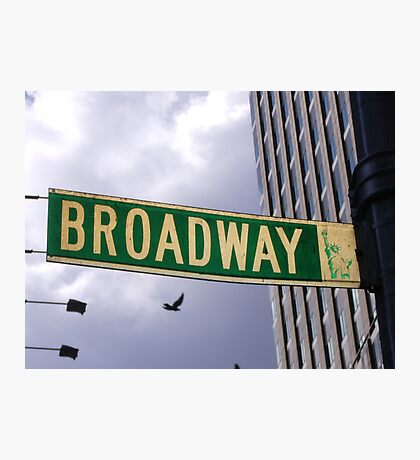 Broadway!  Photographic Print
