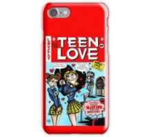 Teen Love iPhone Case/Skin
