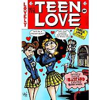 Teen Love Photographic Print