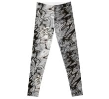 Water distortion Leggings