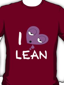 I love lean T-Shirt