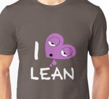 I love lean Unisex T-Shirt