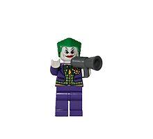 LEGO Joker by jenni460