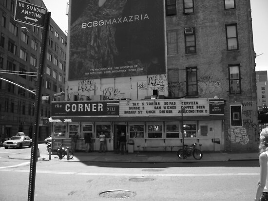 Corner Deli- SoHo by Emma  Pettis