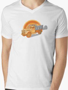 truck Mens V-Neck T-Shirt
