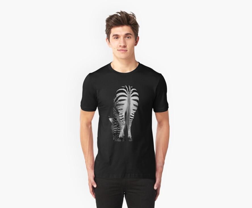 Stripes T-Shirt by Julie Thomas