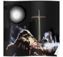 Prayer Mountain by Sherri Nicholas Poster