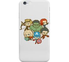 Funny AVENGERS iPhone Case/Skin