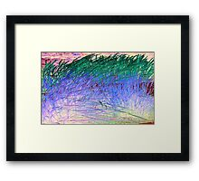 Windy Reeds,-Available As Art Prints-Mugs,Cases,Duvets,T Shirts,Stickers,etc Framed Print