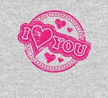 Sweet I Love You Sayings Tank Top