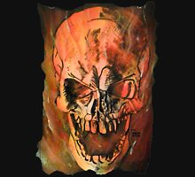 Flaming Skull Unisex T-Shirt