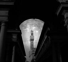 Spotlight on Uffizi by Ashley W
