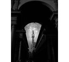 Spotlight on Uffizi Photographic Print