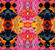 Rhythm of Flames Inside Your Heart by Nira Dabush