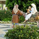 &quot;The Holy Family.. milestones and miracles&quot;, Crystal Cathedral, Orange County by Gili Orr
