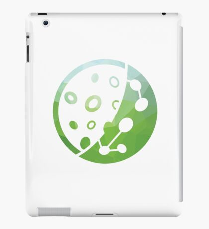 Space Art – Green Planet iPad Case/Skin