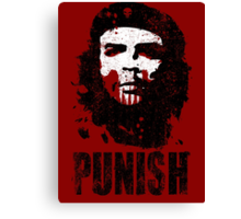 PUNISH Canvas Print