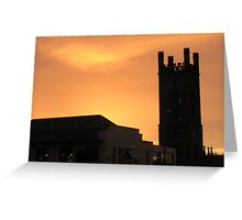 St Luke's Church Greeting Card