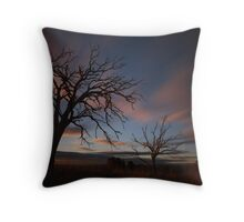 Forest of the Dead Throw Pillow