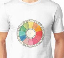 Colour wheel Unisex T-Shirt