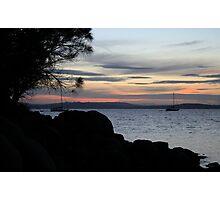 Wandering Yachts. Photographic Print