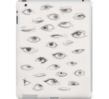 Eye See You iPad Case/Skin