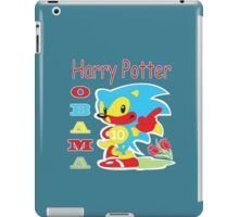 Harry Potter Obama Sonic iPad Case/Skin