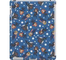 ragtag american dream team [blue] iPad Case/Skin