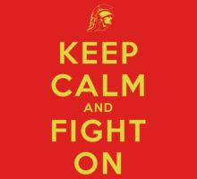 Keep Calm and Fight On (Cardinal iPhone Case) Kids Clothes