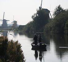 The Kinderdijk 2 by Aaron  Pegram