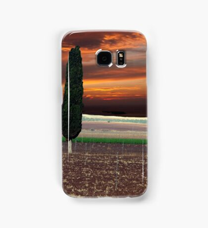 Stormy Day Cypress Samsung Galaxy Case/Skin