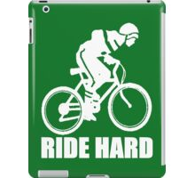 RIDE HARD iPad Case/Skin