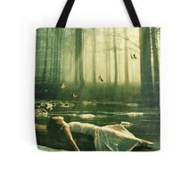 Remembering How To Breathe... Tote Bag