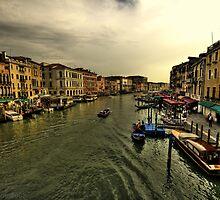 Venice, Italy. by Dean Symons