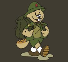 Beaver Scout by pedroac