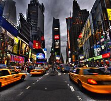 New York New York by Dean Symons