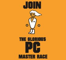 Join the PC Master Race T-Shirt