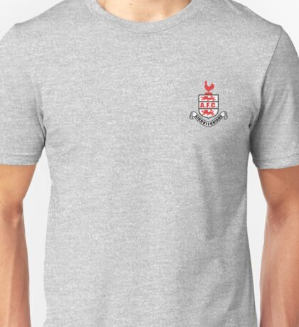 Airdrieonians badge 1 Unisex T-Shirt
