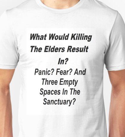 Skulduggery Pleasant Unisex T-Shirt