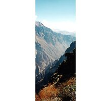 Colca Canyon Photographic Print