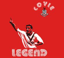 Airdrieonians legend Owen Coyle by Airdrieonians