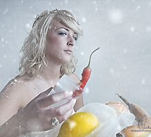 Frozen Pepper by Andreas Stridsberg