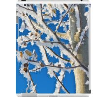 Frosted Tree iPad Case/Skin