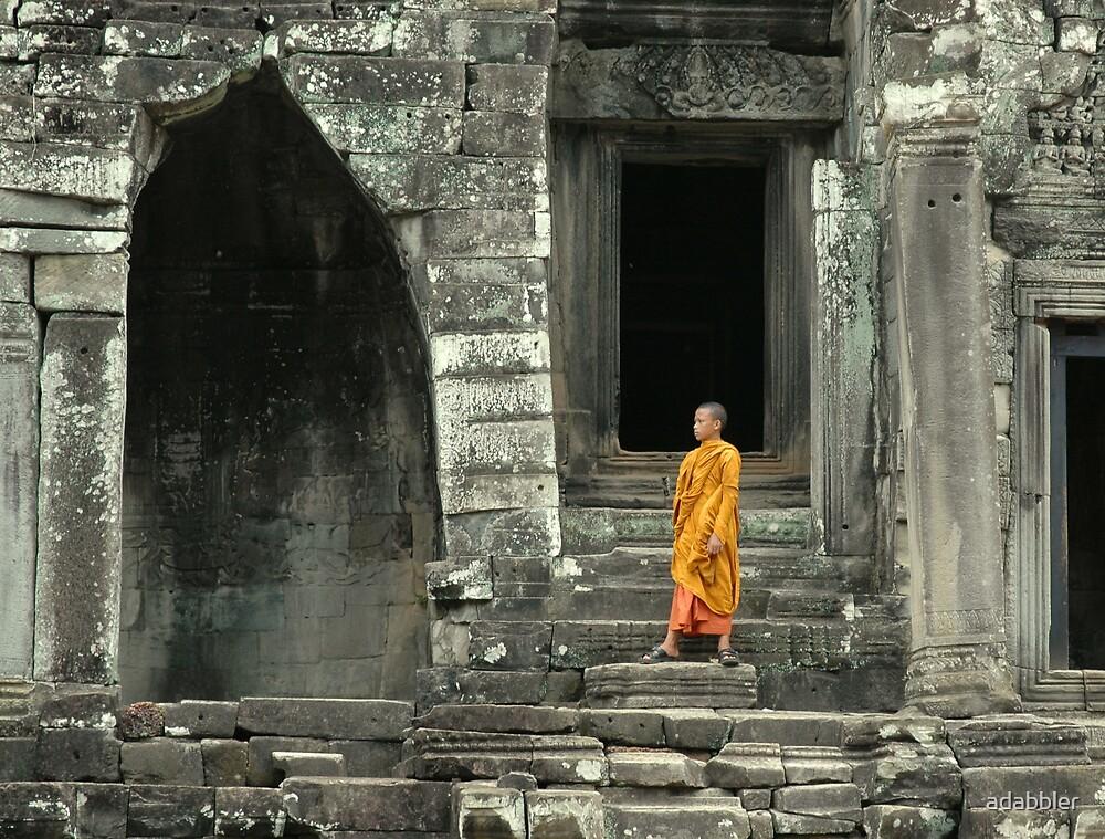 Monk business by Trevor Needham