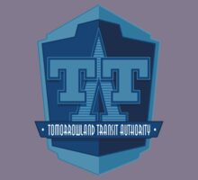Tomorrowland Transit Authority - Peoplemover Kids Tee