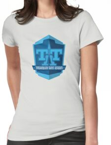 Tomorrowland Transit Authority - Peoplemover Womens Fitted T-Shirt