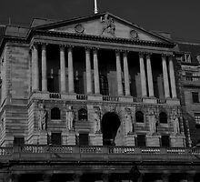 Bank of England by DavidFrench